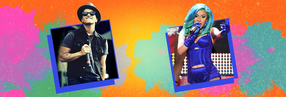 Bruno Mars vs Cardi B Night by Dj Gomes - Budapest Park