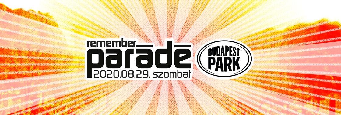 Parádé Remember - Budapest Park