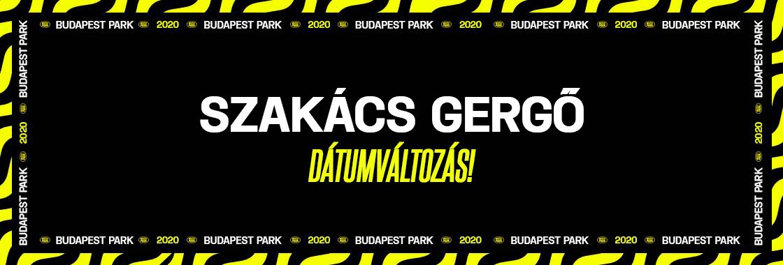 Szakács Gergő - Budapest Park