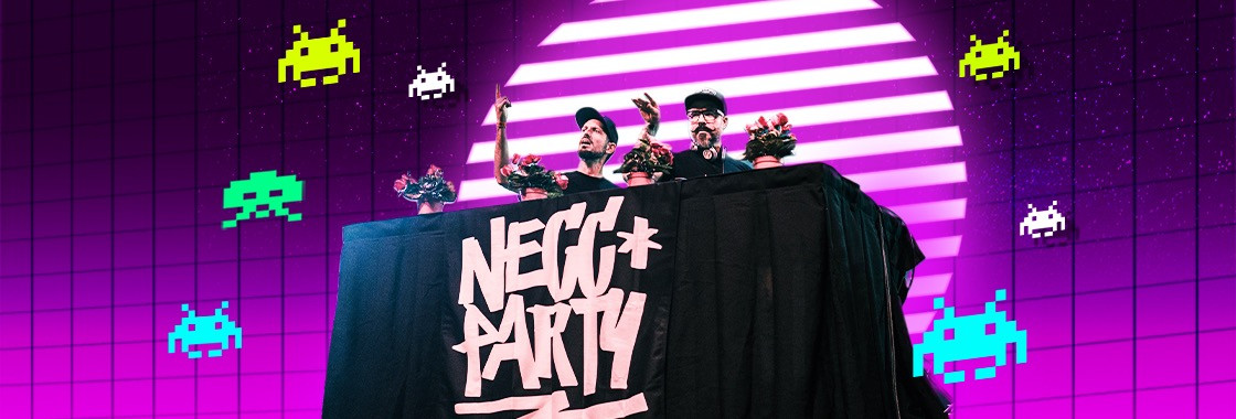 Necc Party - Budapest Park