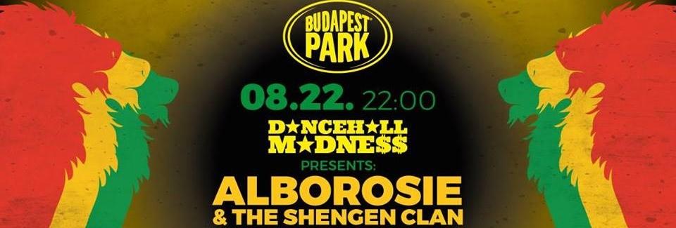 ALBOROSIE & THE SHENGEN CLAN OFFICIAL - Budapest Park