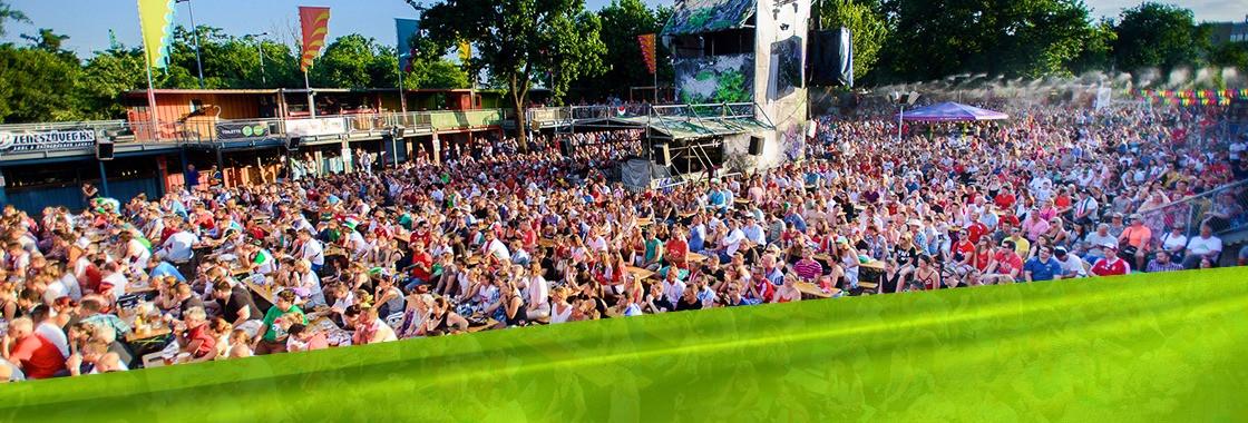 EB nyolcaddöntők - Budapest Park