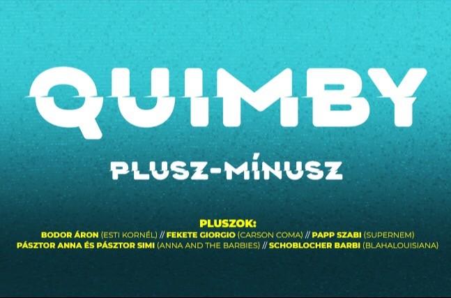 QUIMBY - Budapest Park