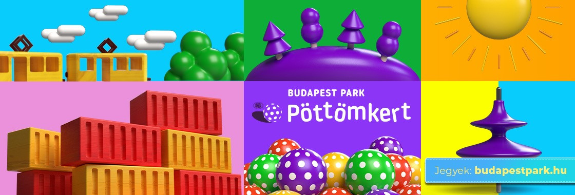 PÖTTÖMKERT - Budapest Park