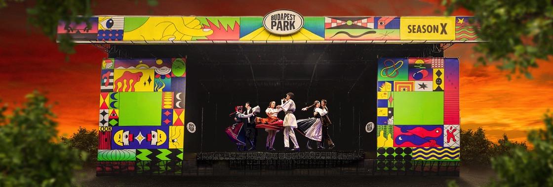 FolkPark - Táncháztalálkozó Minifesztivál - Budapest Park