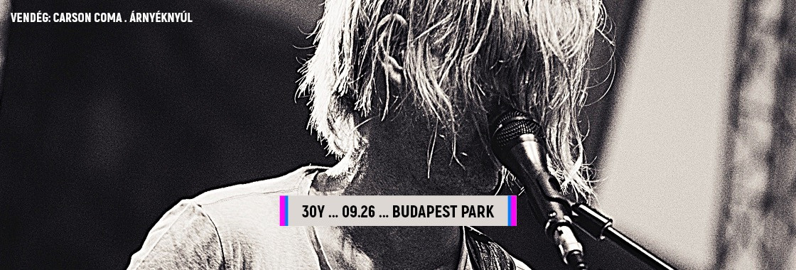 30Y - Budapest Park