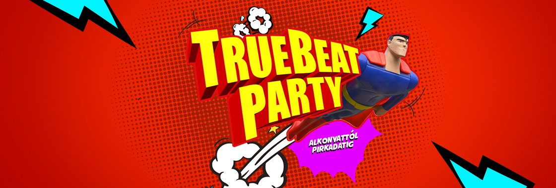 TRUEBEAT PARTY - Budapest Park