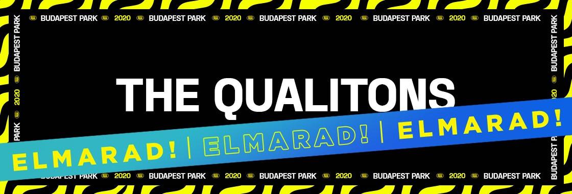 THE QUALITONS - Budapest Park