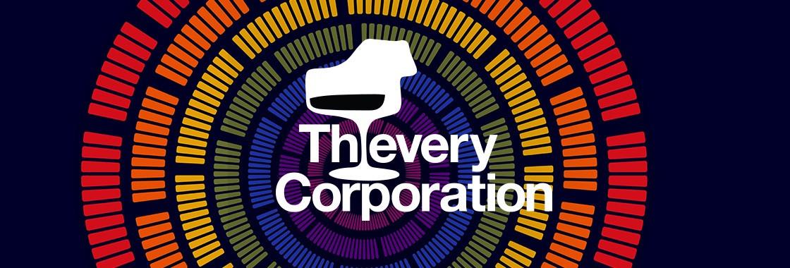 Thievery Corporation - Budapest Park