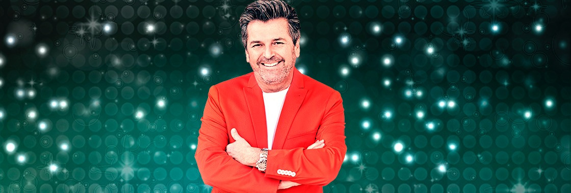 Thomas Anders from Modern Talking - Budapest Park